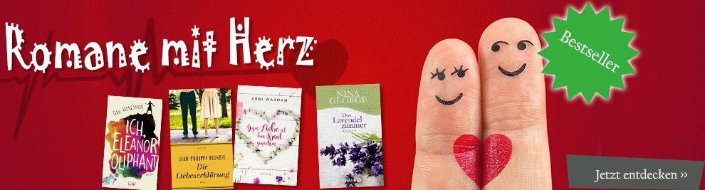 Romane mit Herz